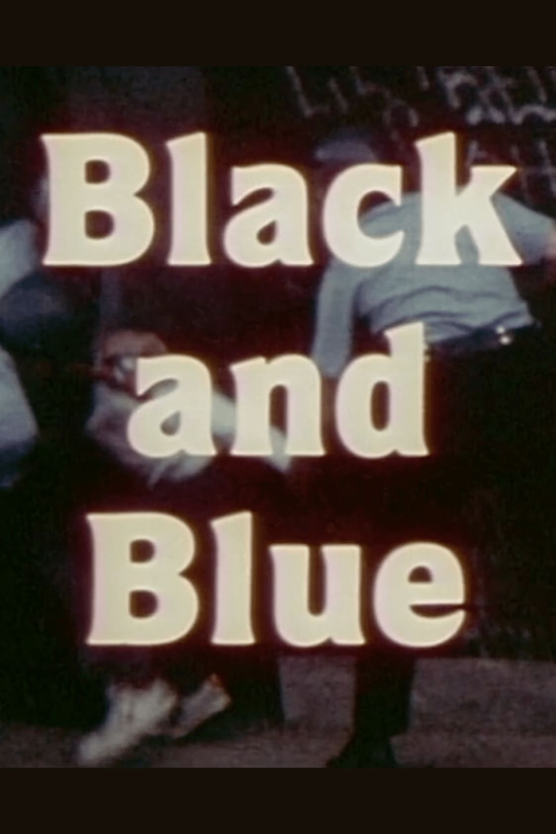 Black and Blue (1987)