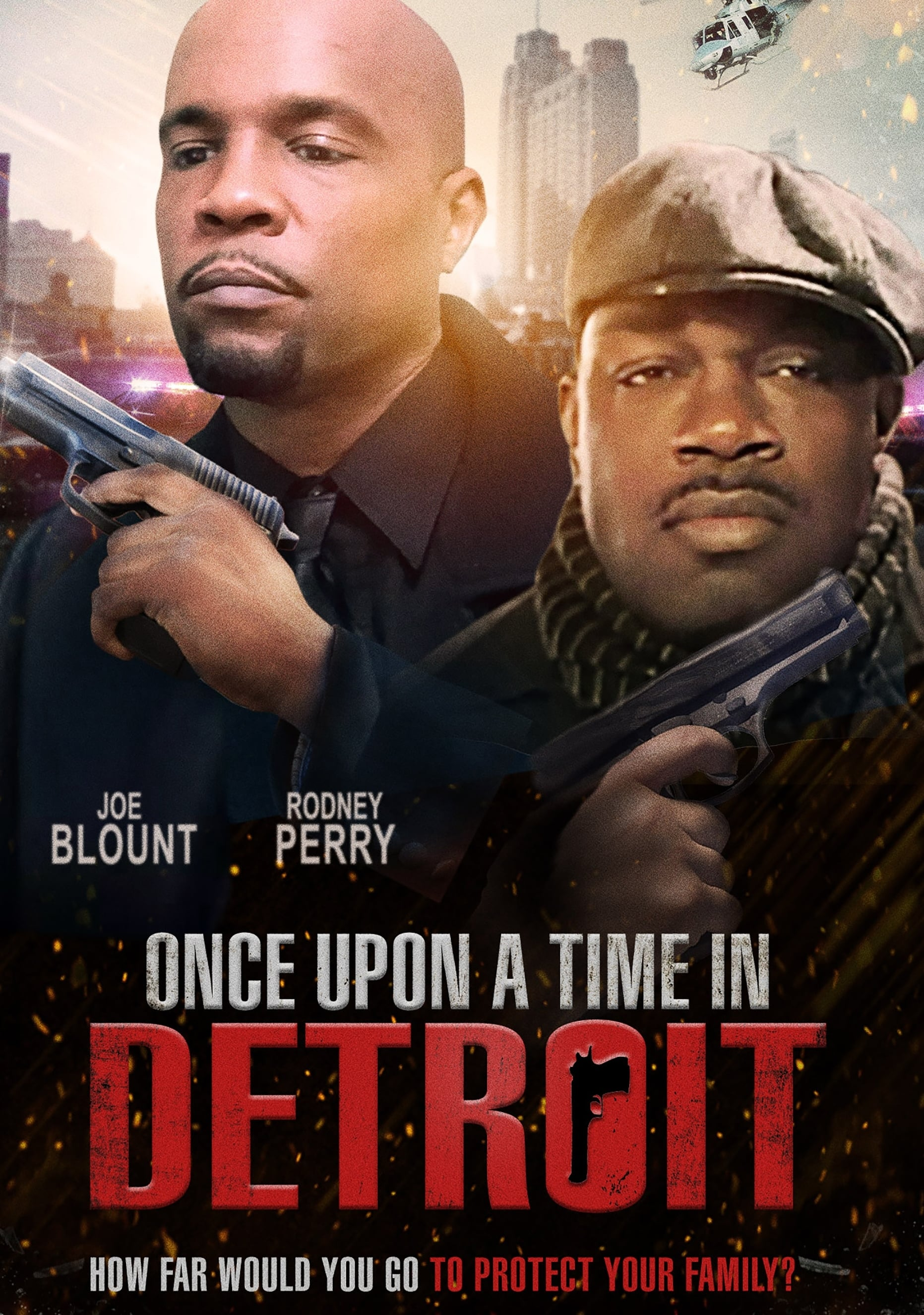 Once Upon a Time in Detroit on FREECABLE TV
