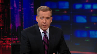 The Daily Show with Trevor Noah Season 18 :Episode 110  Brian Williams