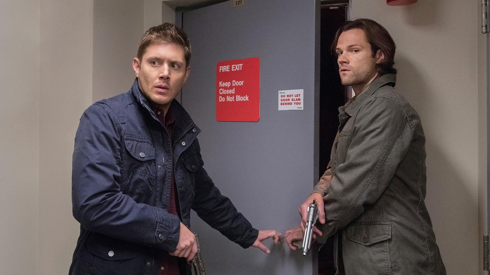Supernatural Season 12 :Episode 5  The One You've Been Waiting For