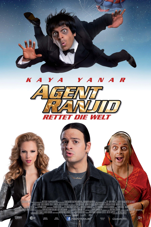 Agent Ranjid Rettet Die Welt Ganzer Film