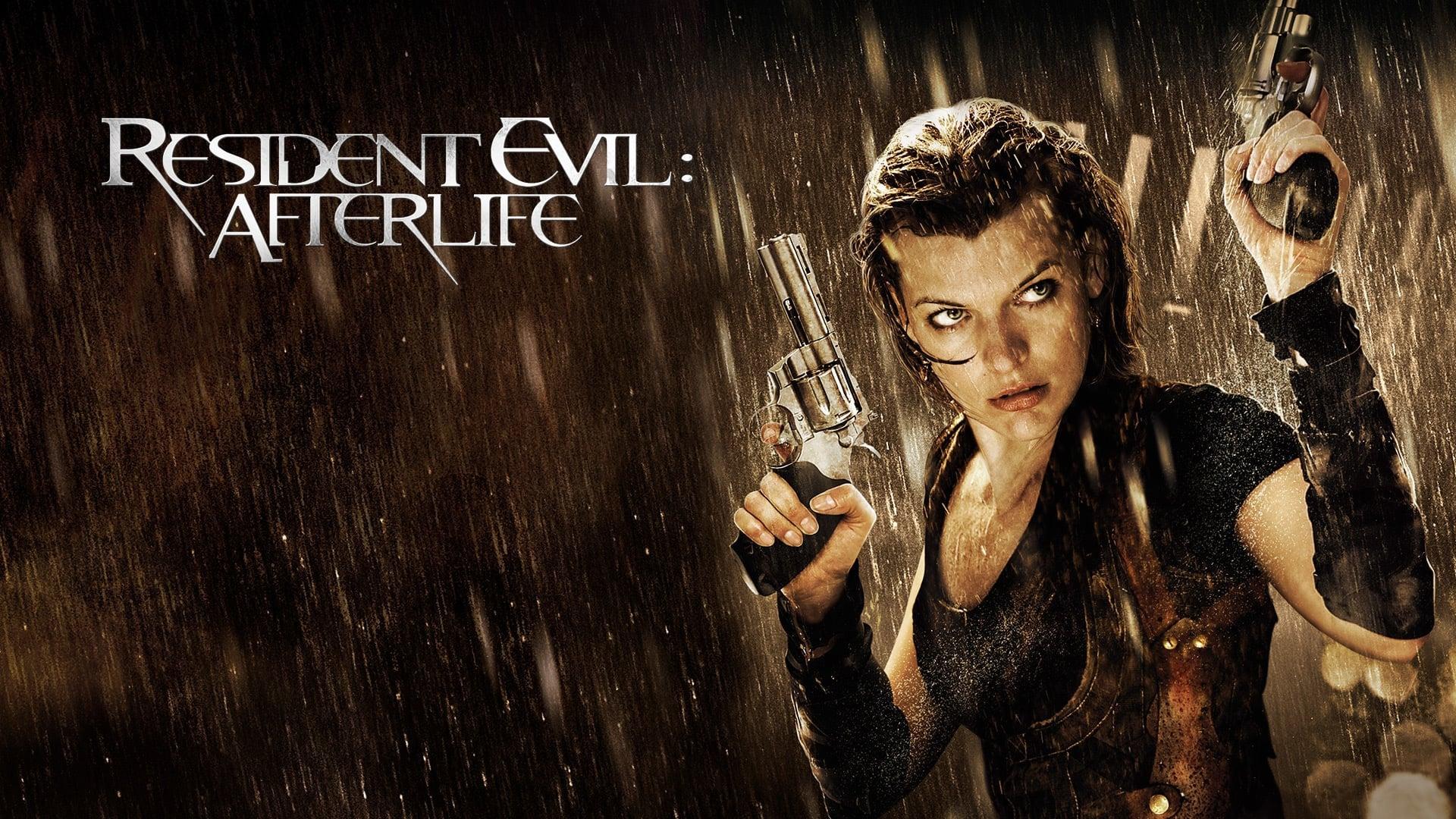 Resident Evil 4: Resurrección