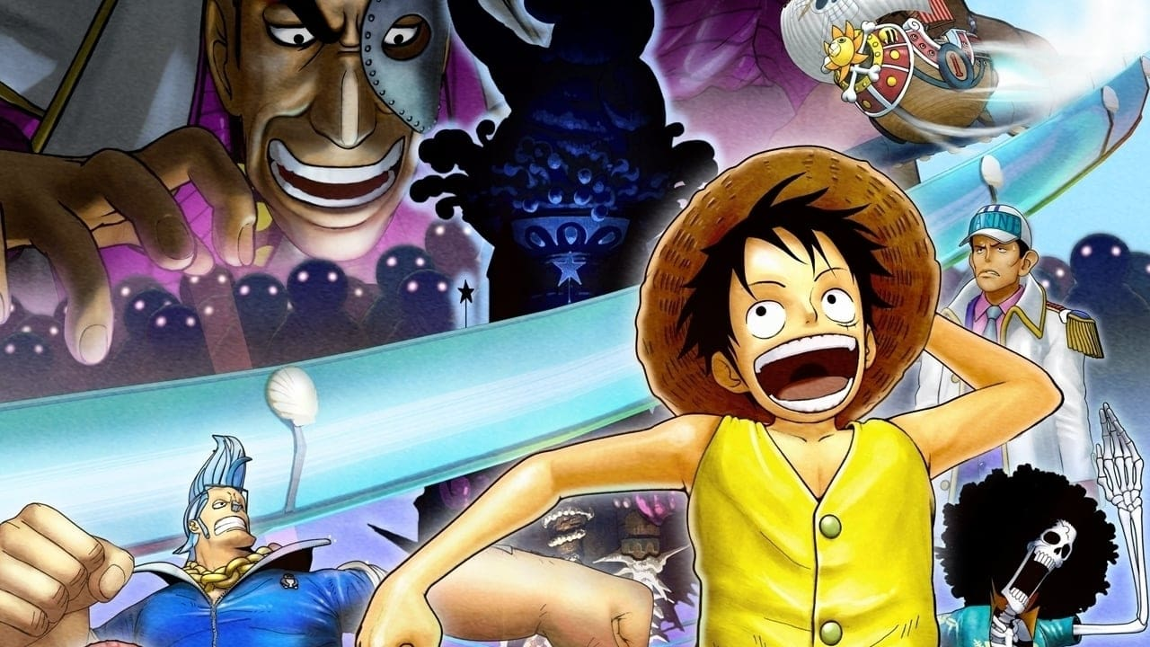 One Piece Season 0 :Episode 22  One Piece 3D: Trap Coaster