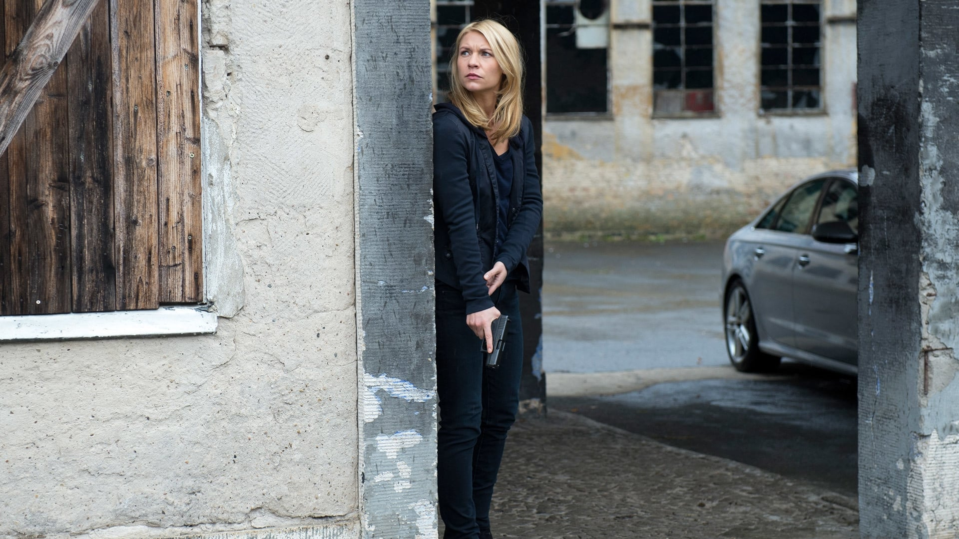 Homeland Season 5 :Episode 10  New Normal