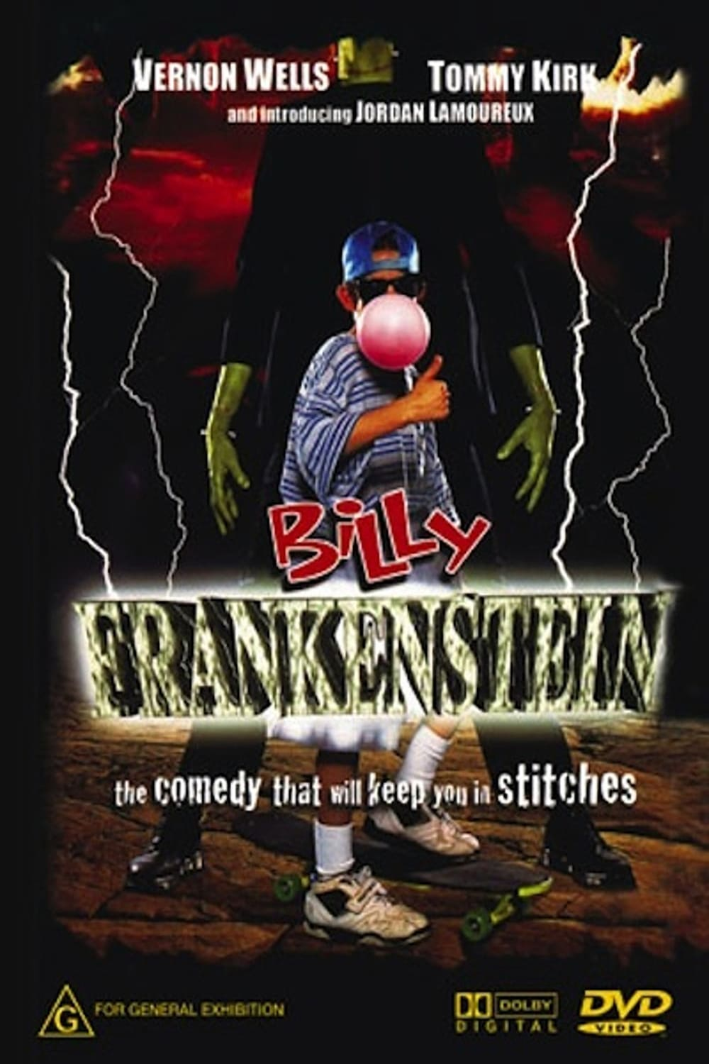 Billy Frankenstein on FREECABLE TV