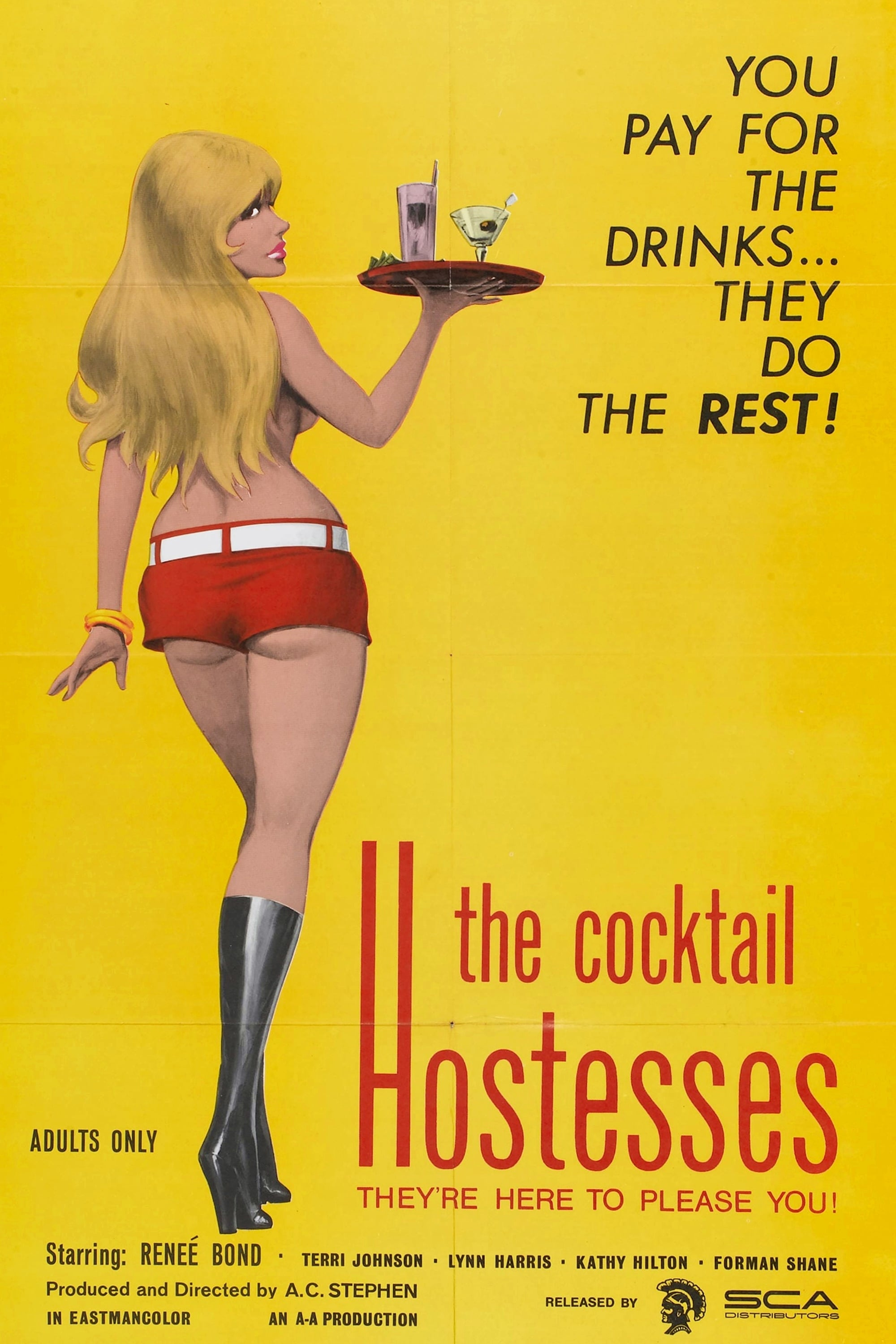 The Cocktail Hostesses (1973)