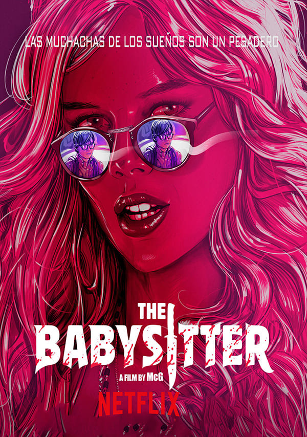 Póster The Babysitter