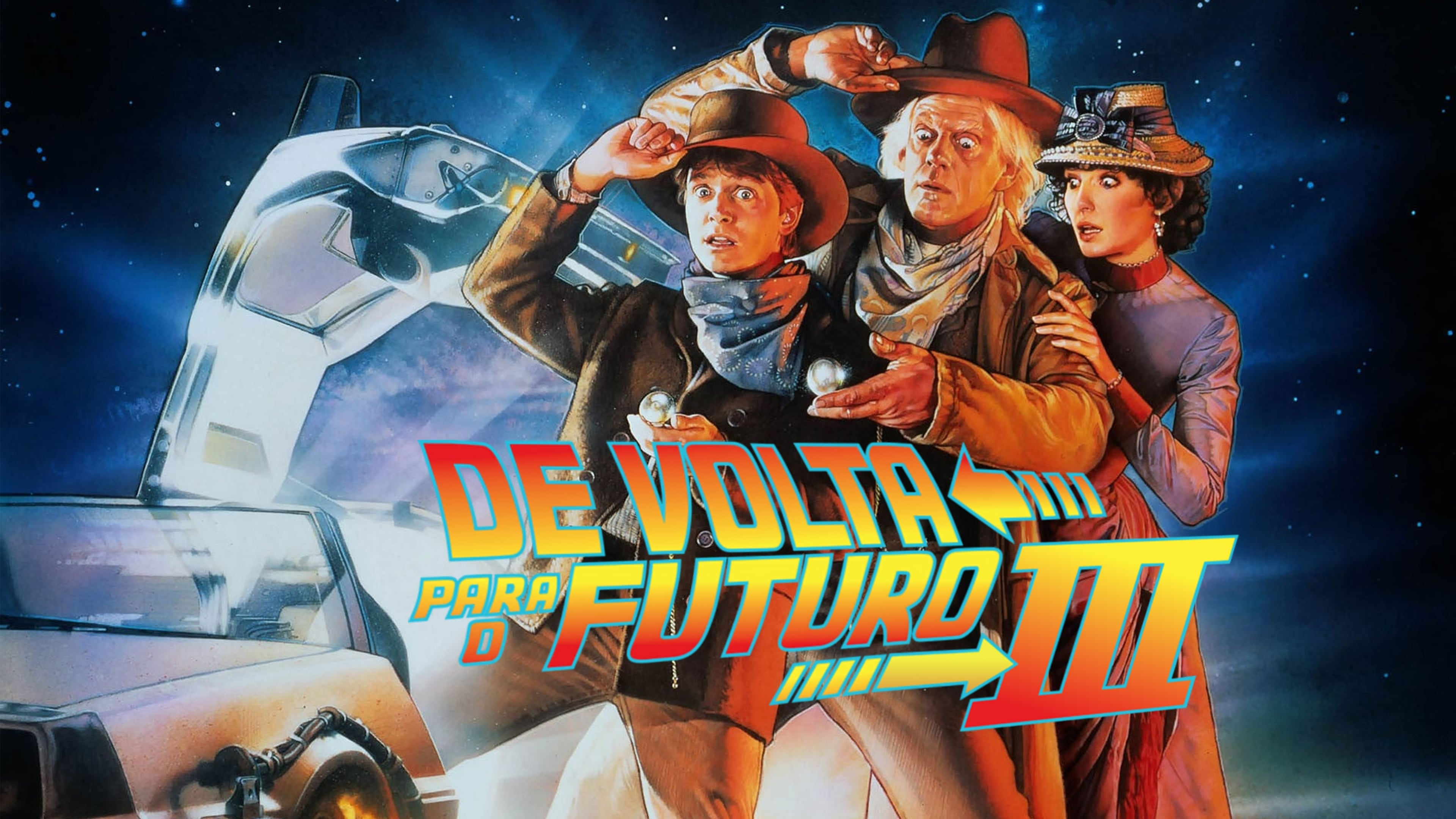 Back to the Future Part III Trailer