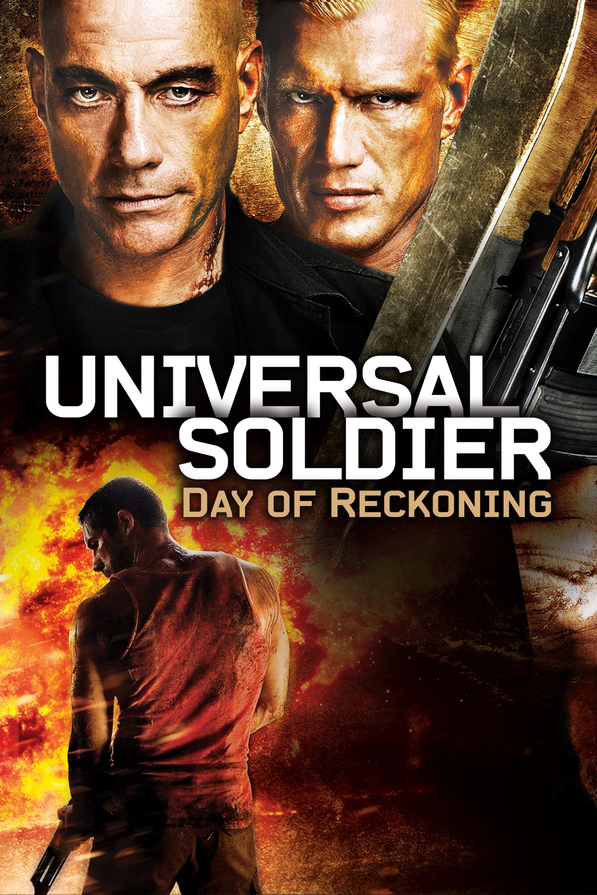 Watch Universal Soldier: Day of Reckoning Online