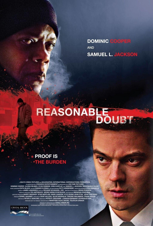 Reasonable Doubt Trailer Deutsch