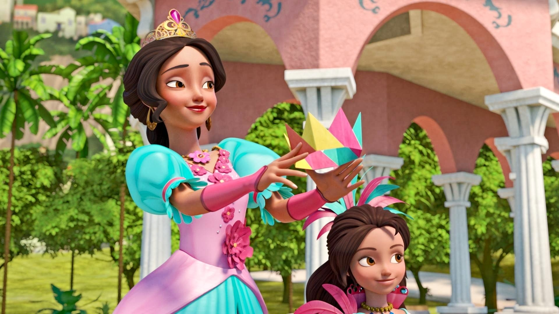 Elena of Avalor Season 1 :Episode 18  King of the Carnaval
