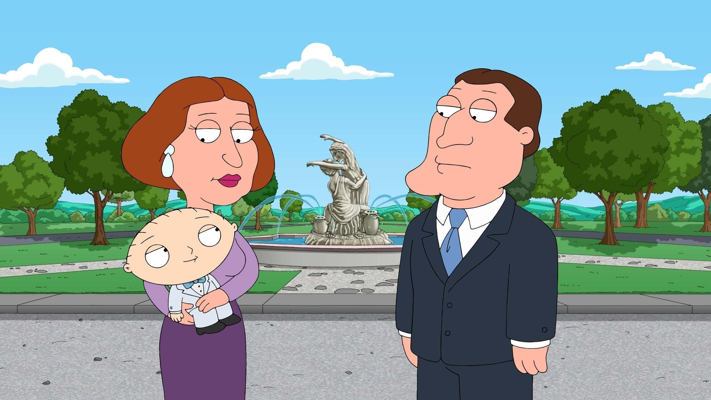 Family Guy Season 12 :Episode 20  He's Bla-ack