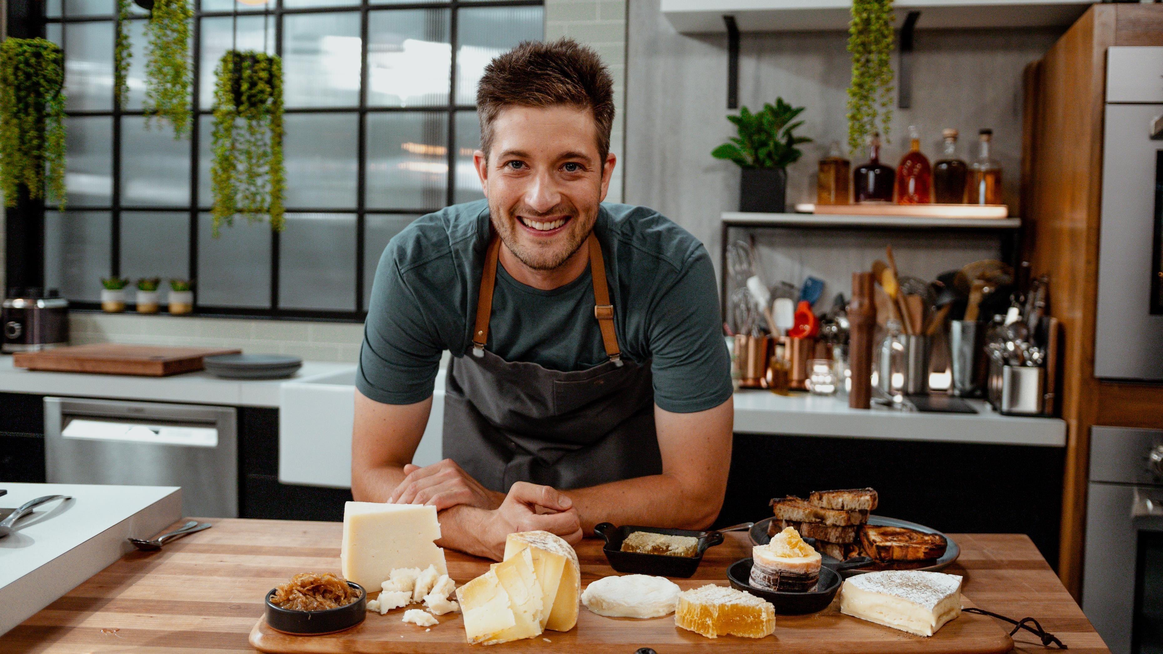 5 chefs dans ma cuisine Season 2 :Episode 30  Episode 30