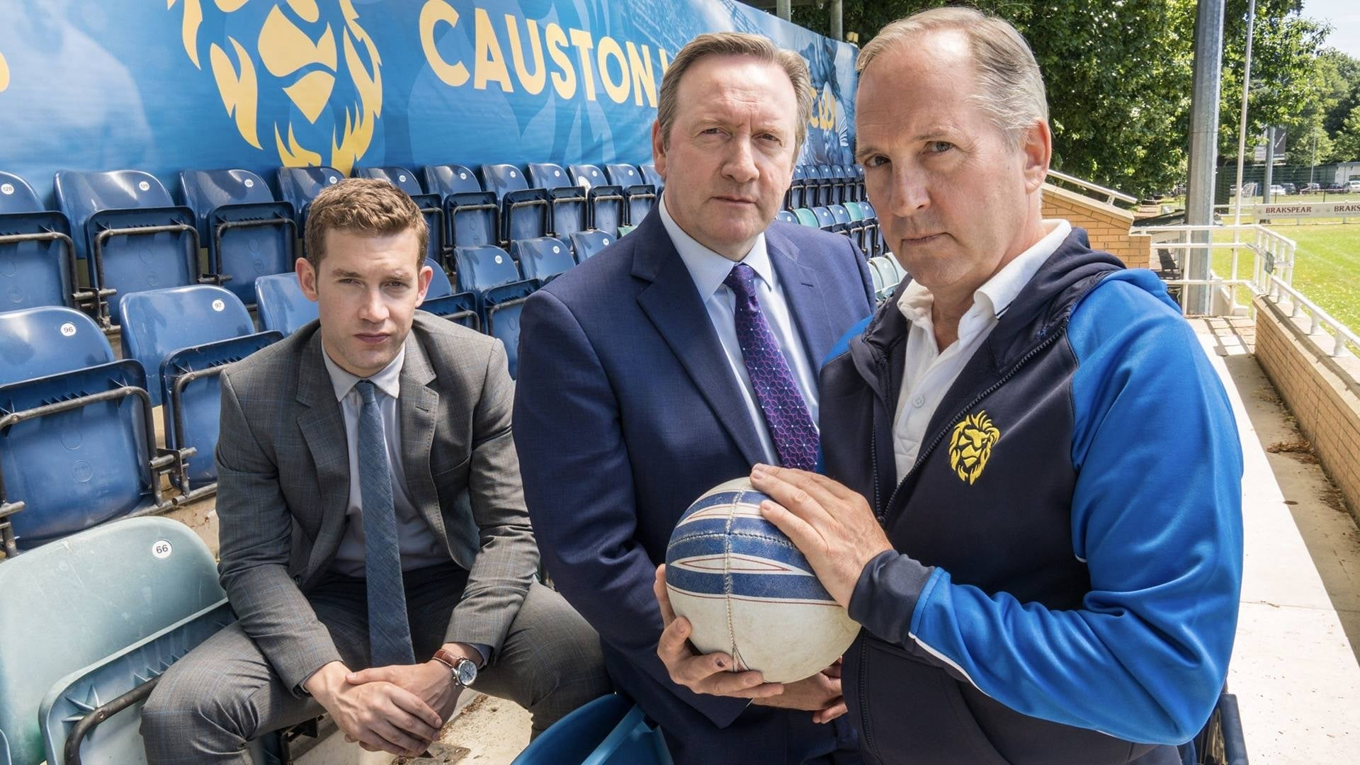 Midsomer Murders Season 20 :Episode 4  The Lions of Causton
