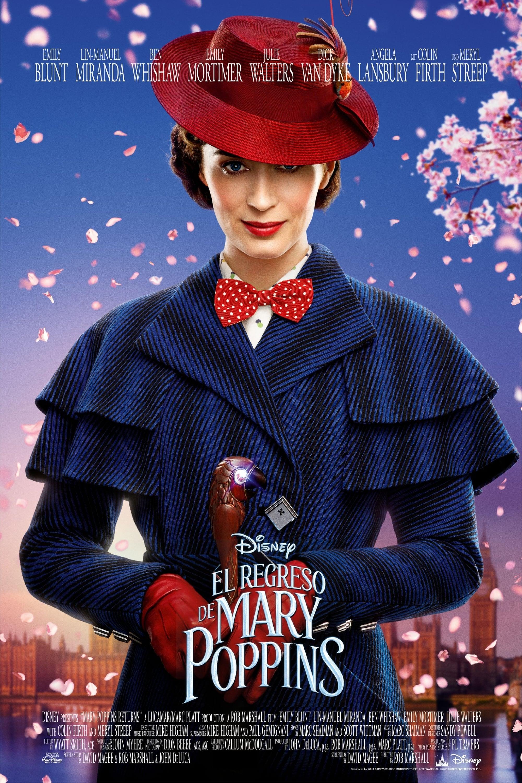 Imagen El regreso de Mary Poppins