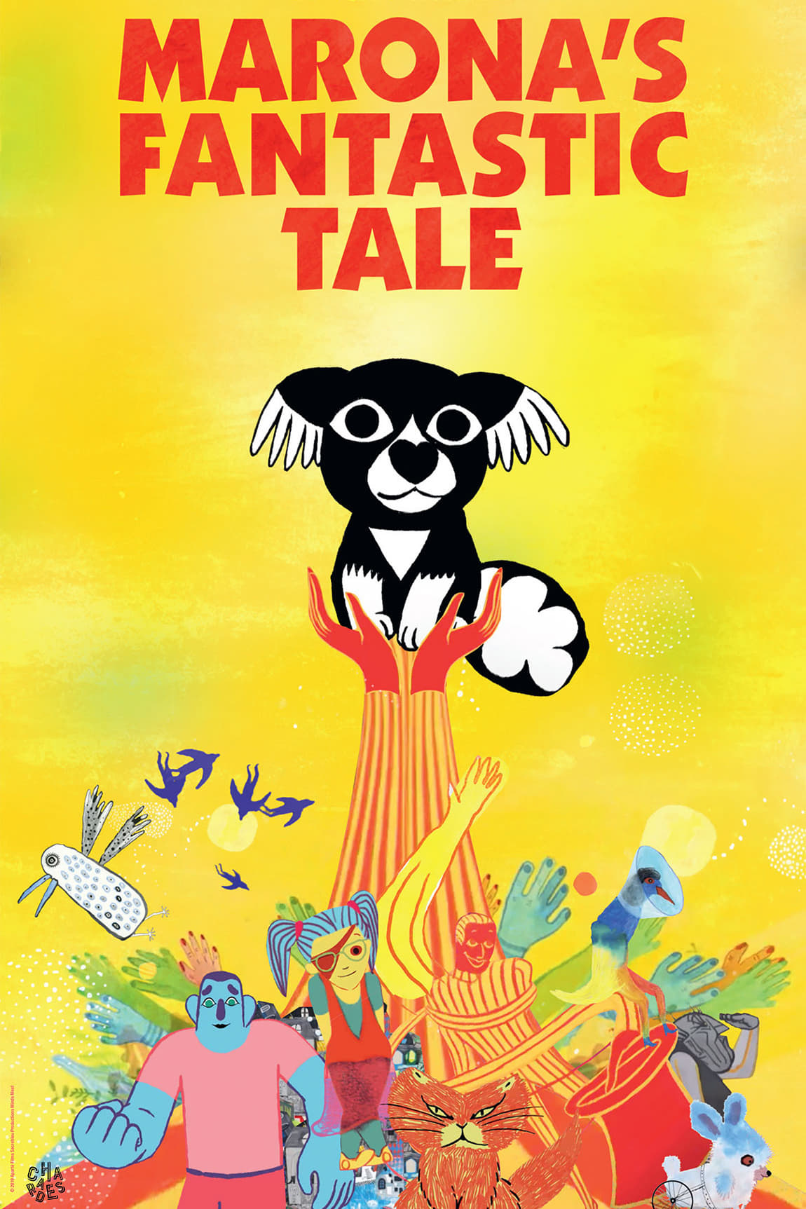 watch Marona's Fantastic Tale 2019 online free