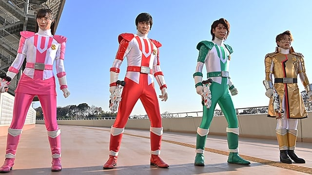 Super Sentai Season 42 :Episode 51  We'll Surely Meet Again