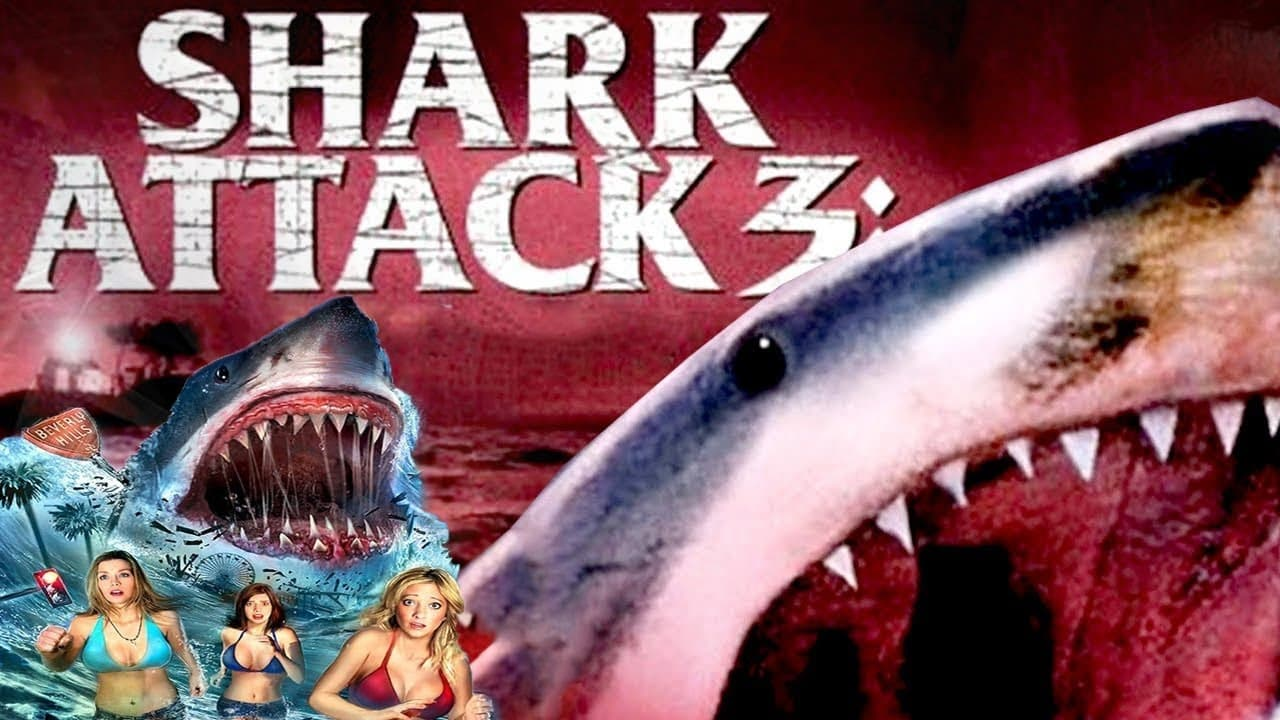 Shark Attack 3: Megalodon Movie