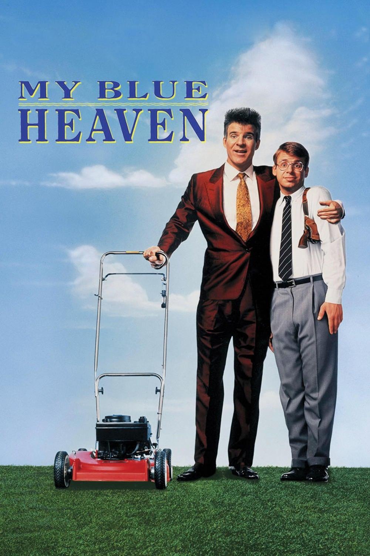 My Blue Heaven 1990 Posters The Movie Database Tmdb
