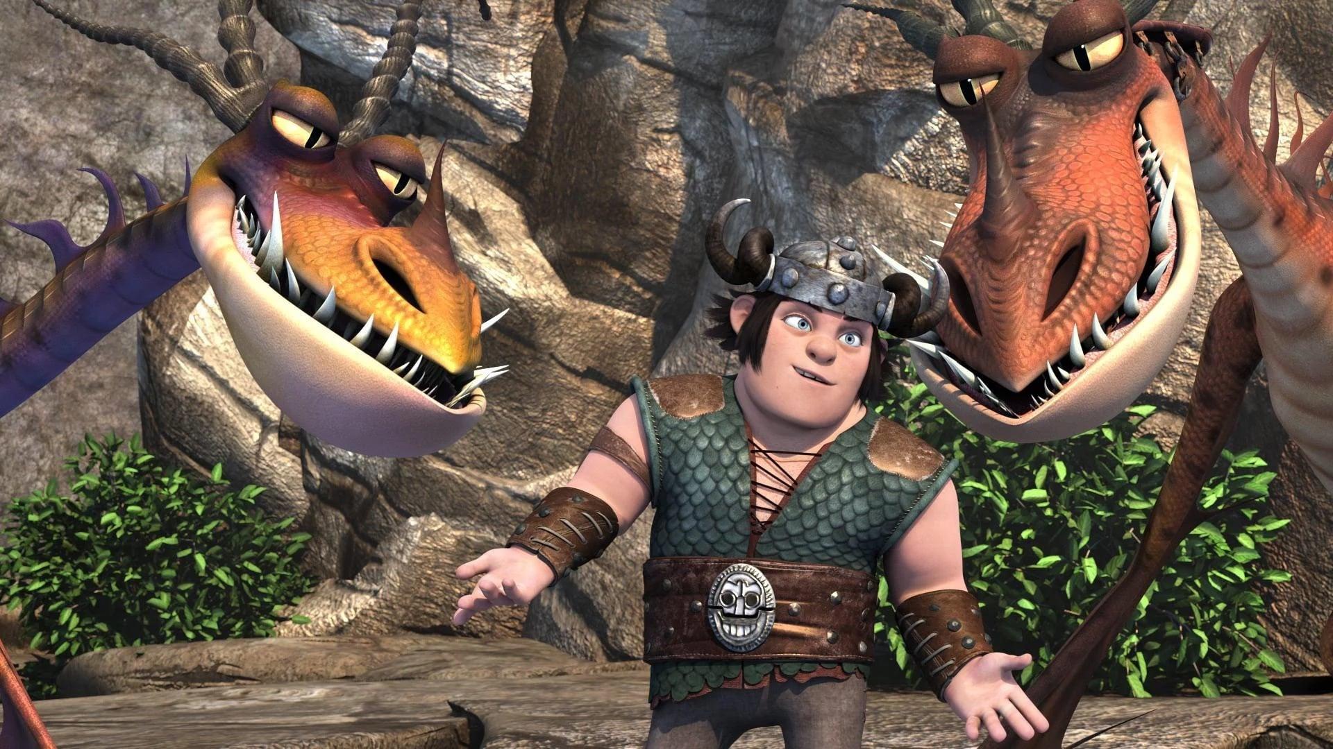 картинки драконы и всадники олуха все серии того времени прошли