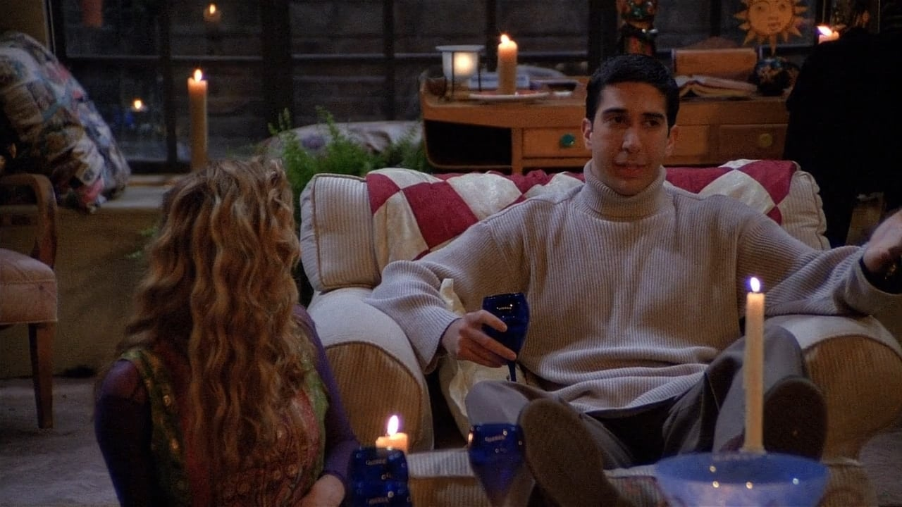 Friends Season 1 :Episode 7  The One with the Blackout