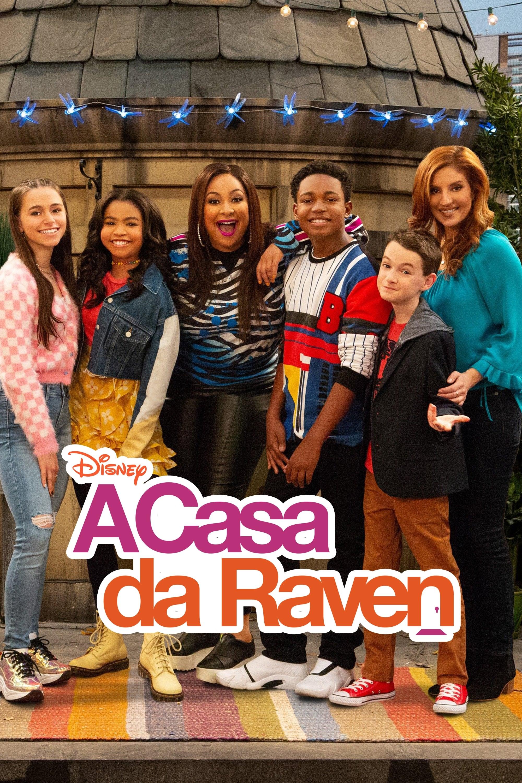 A Casa da Raven 3ª Temporada Completa GDRIVE (2019) Dual Áudio WEB-DL 720p | 1080p Download
