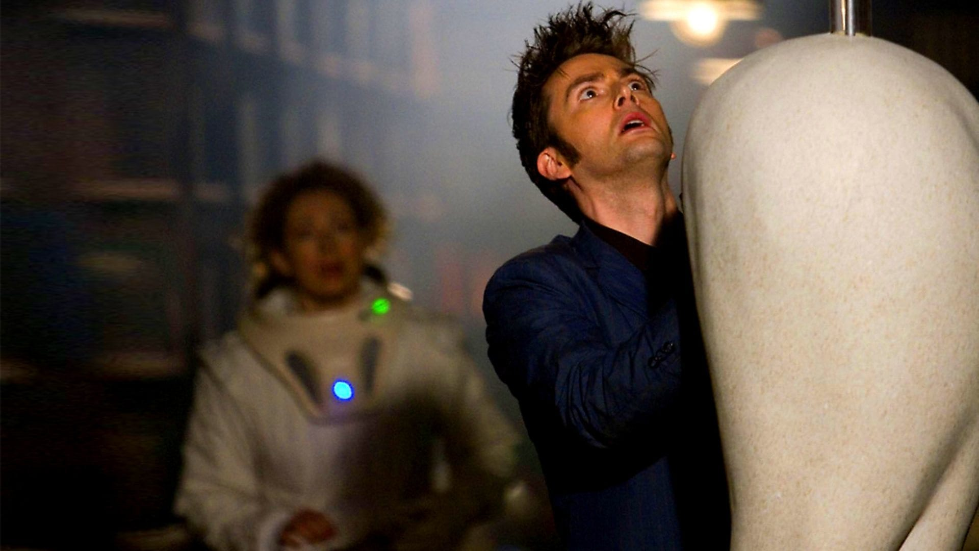 Doctor Who Season 4 :Episode 9  Forest of the Dead (2)
