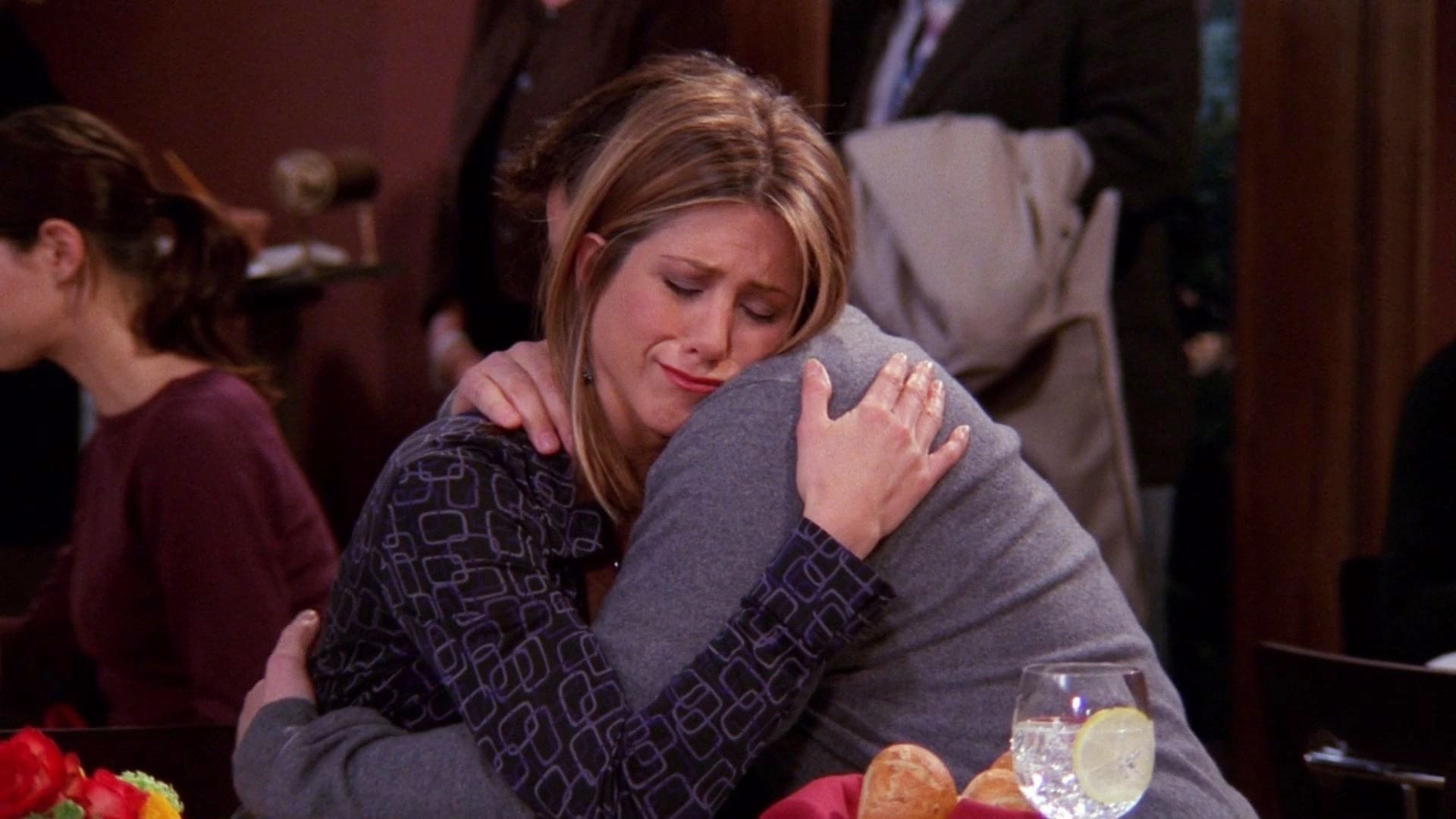 Friends Season 8 :Episode 16  The One Where Joey Tells Rachel