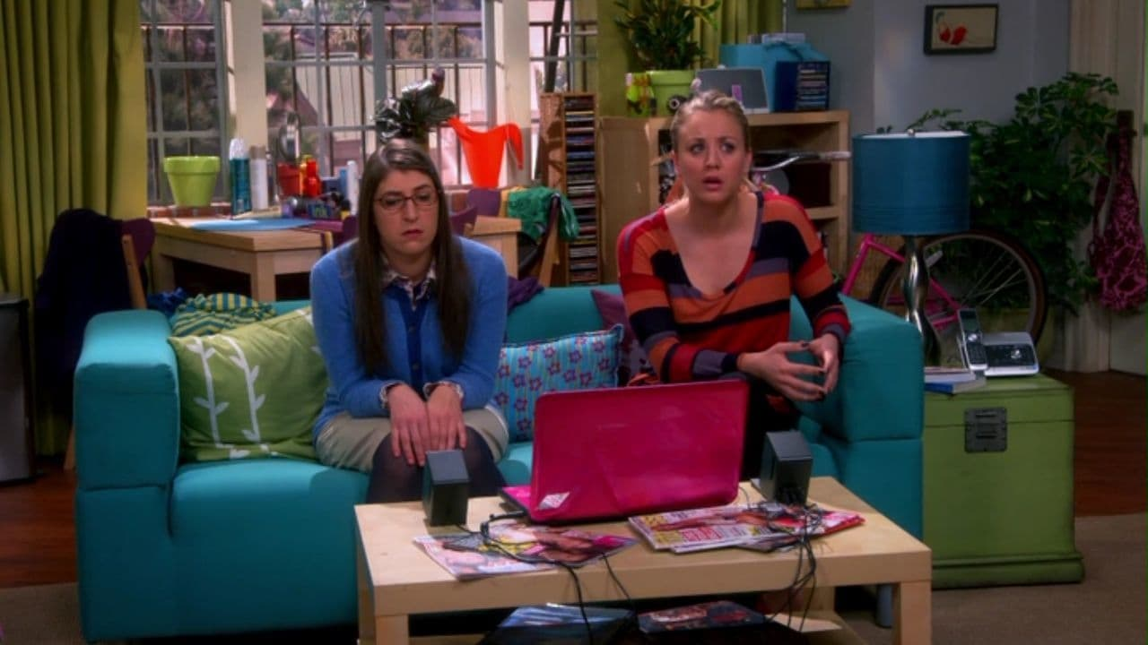 The Big Bang Theory Season 7 :Episode 10  The Discovery Dissipation
