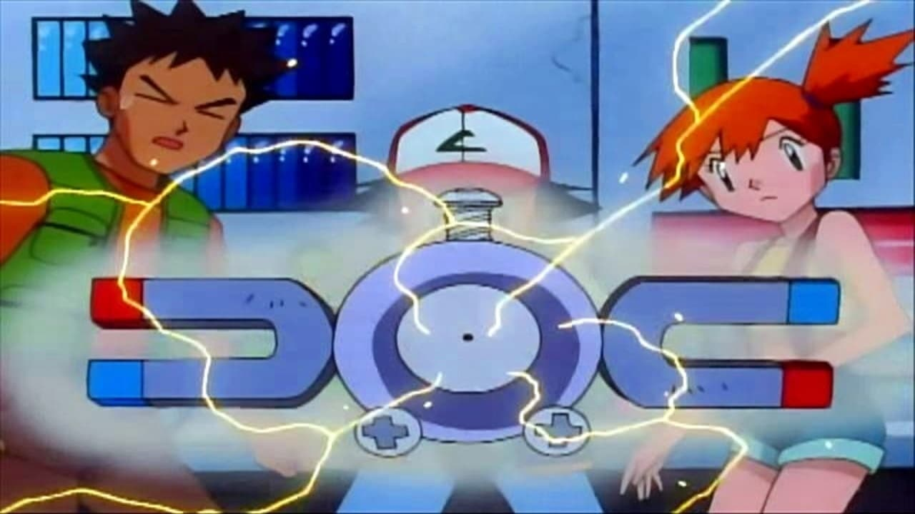 Pokémon - Season 1 Episode 30 : Sparks Fly for Magnemite