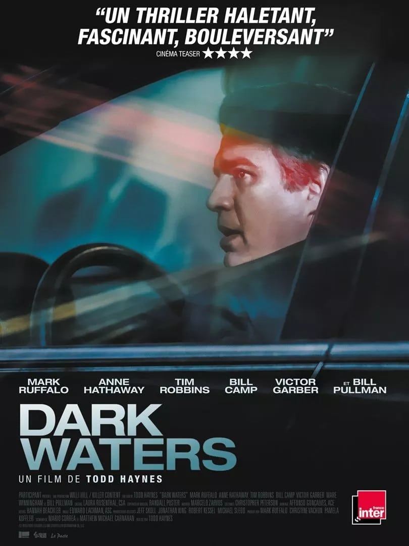 Dark Waters streaming sur zone telechargement