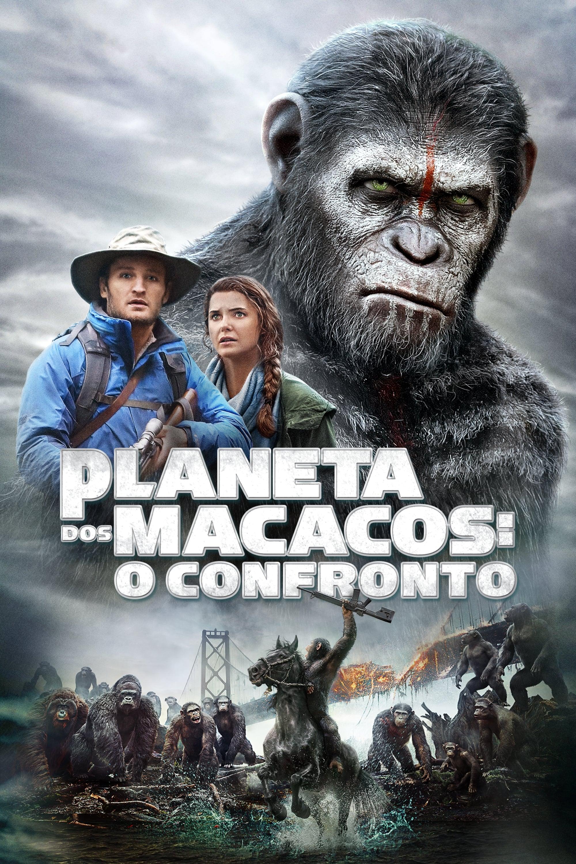 Imagem Planeta dos Macacos: A Revolta
