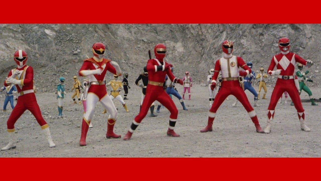 Super Sentai World