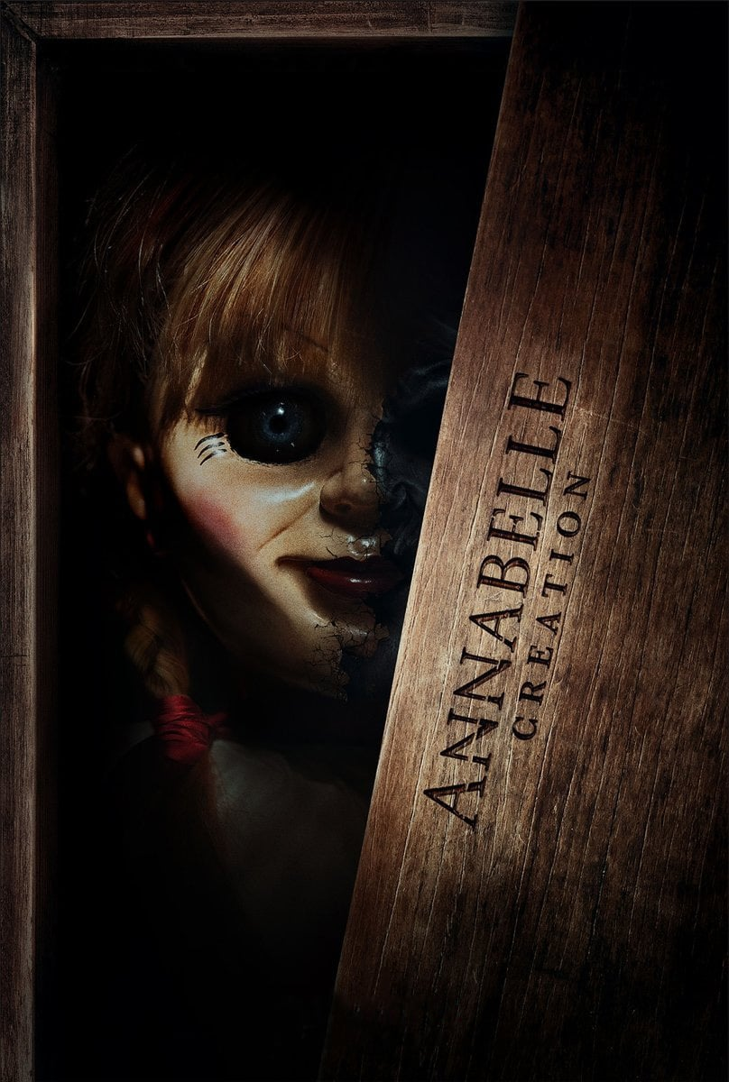 Poster and image movie Film Annabelle 2 - Annabelle: Crearea - Annabelle: Creation -  2017