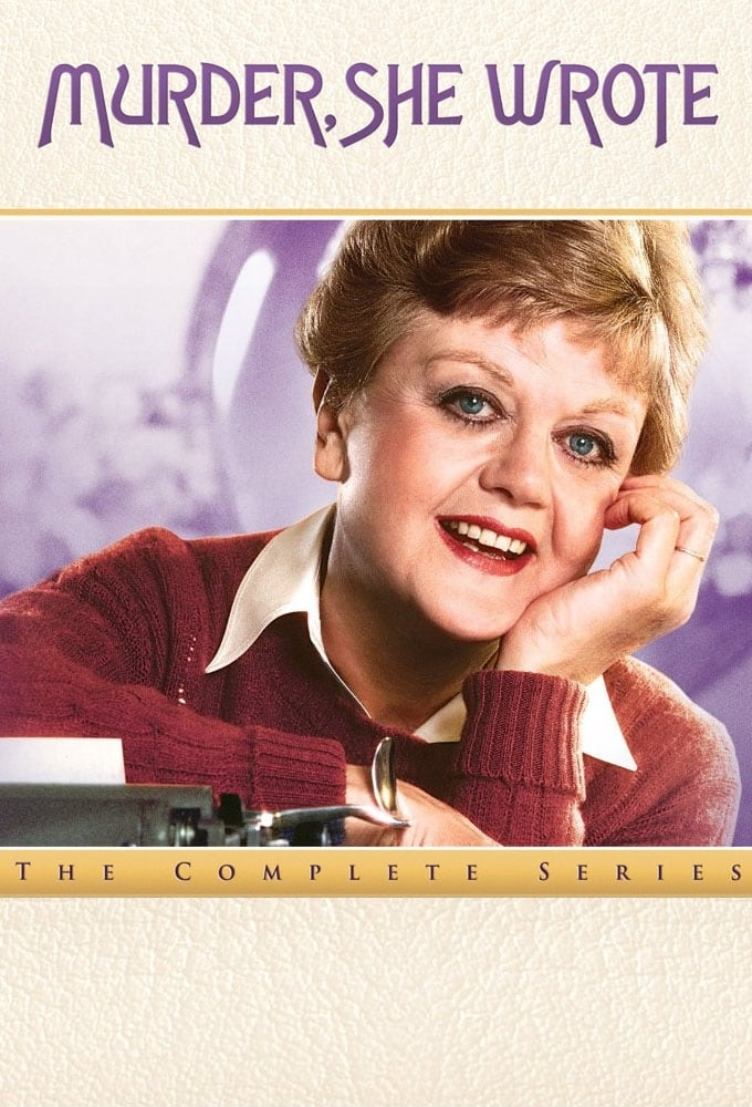 Murder She Wrote Poster
