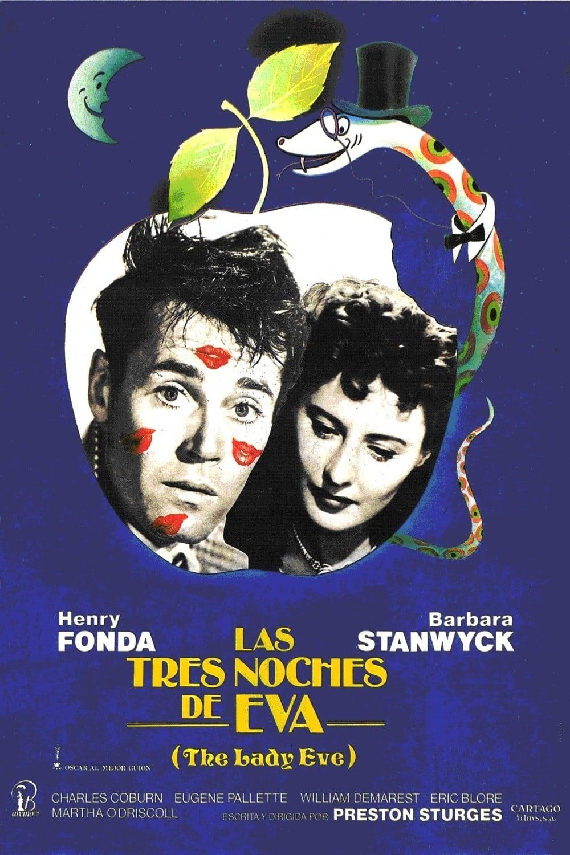 Ver Las tres noches de Eva Online HD Español (1941)