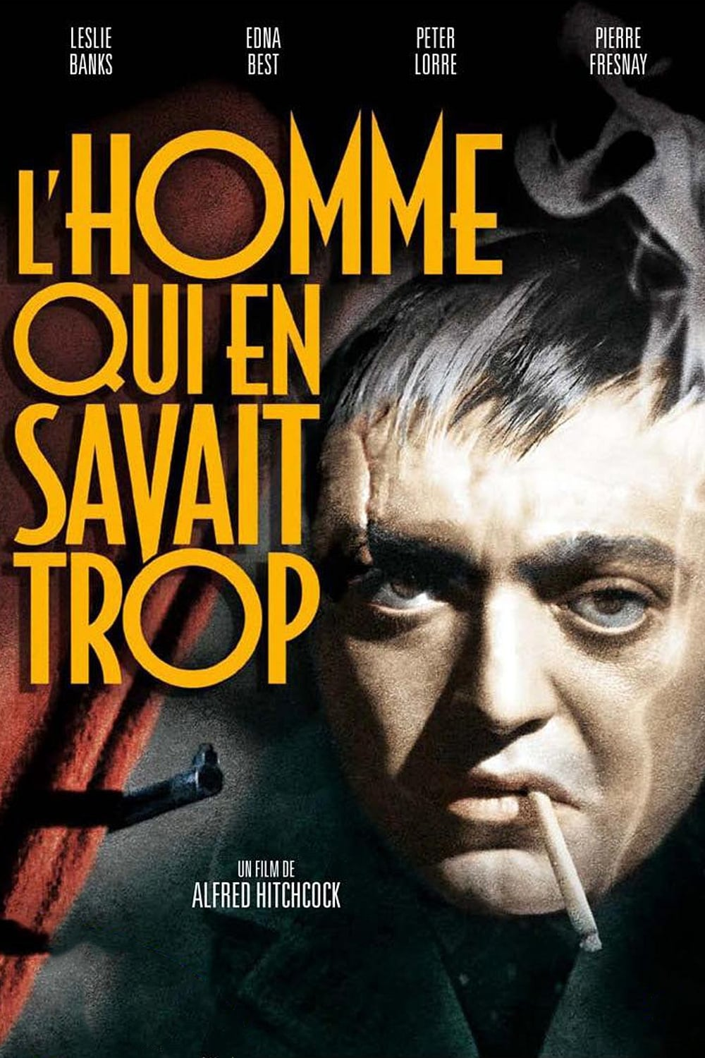 The Man Who Knew Too Much (1934) • movies.film-cine.com