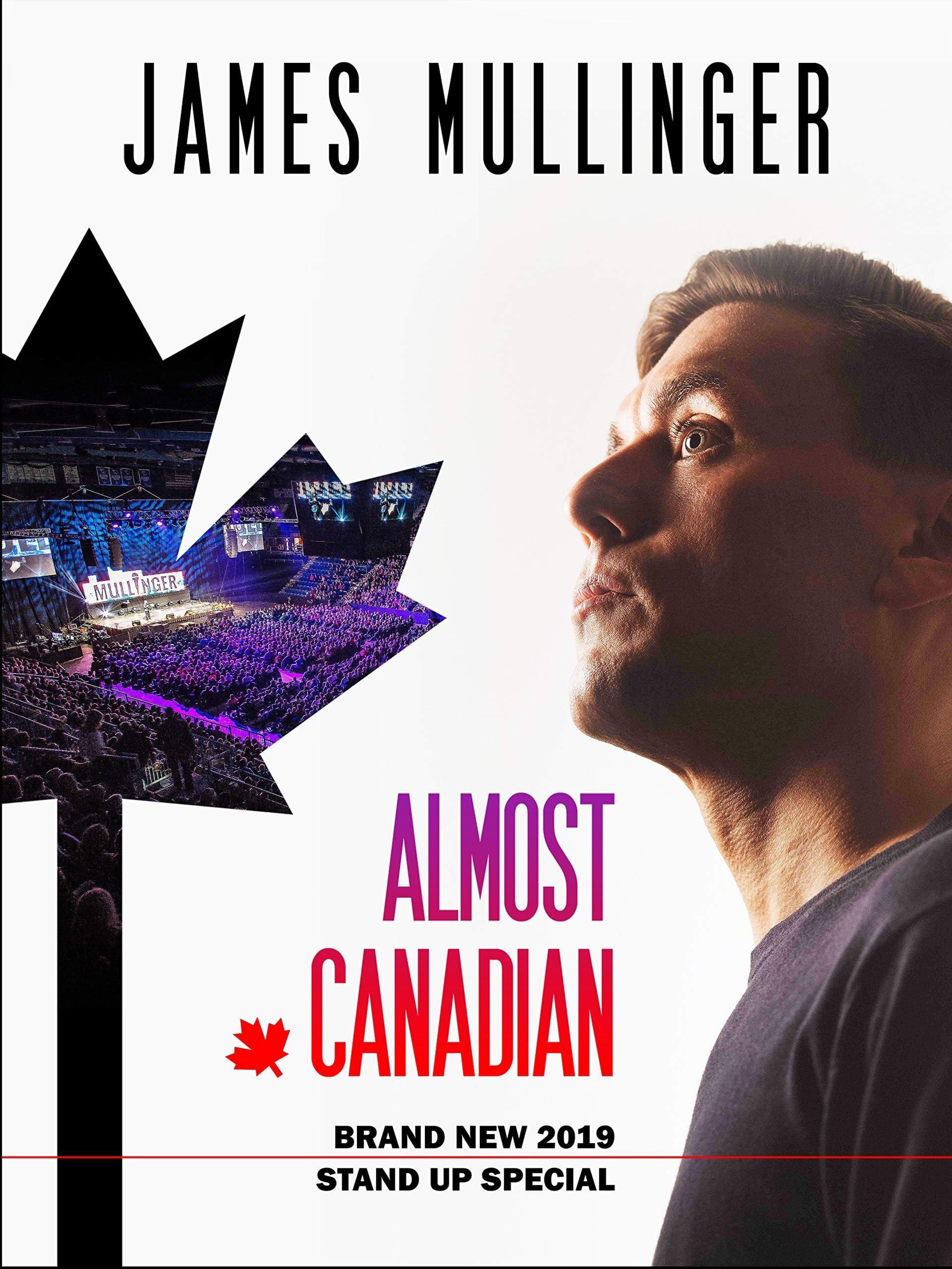 James Mullinger: Almost Canadian on FREECABLE TV