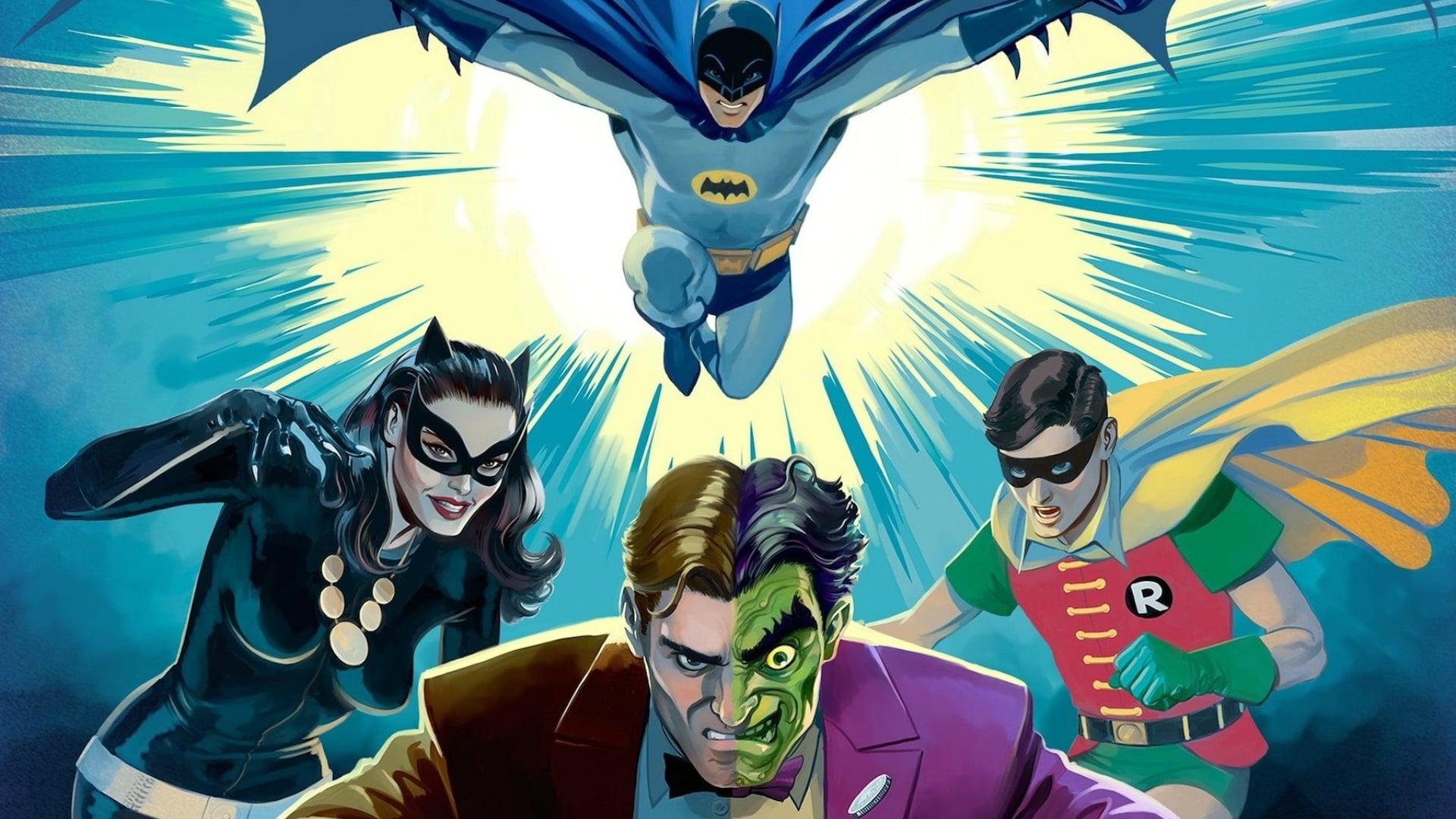 Batman vs Dos-Caras