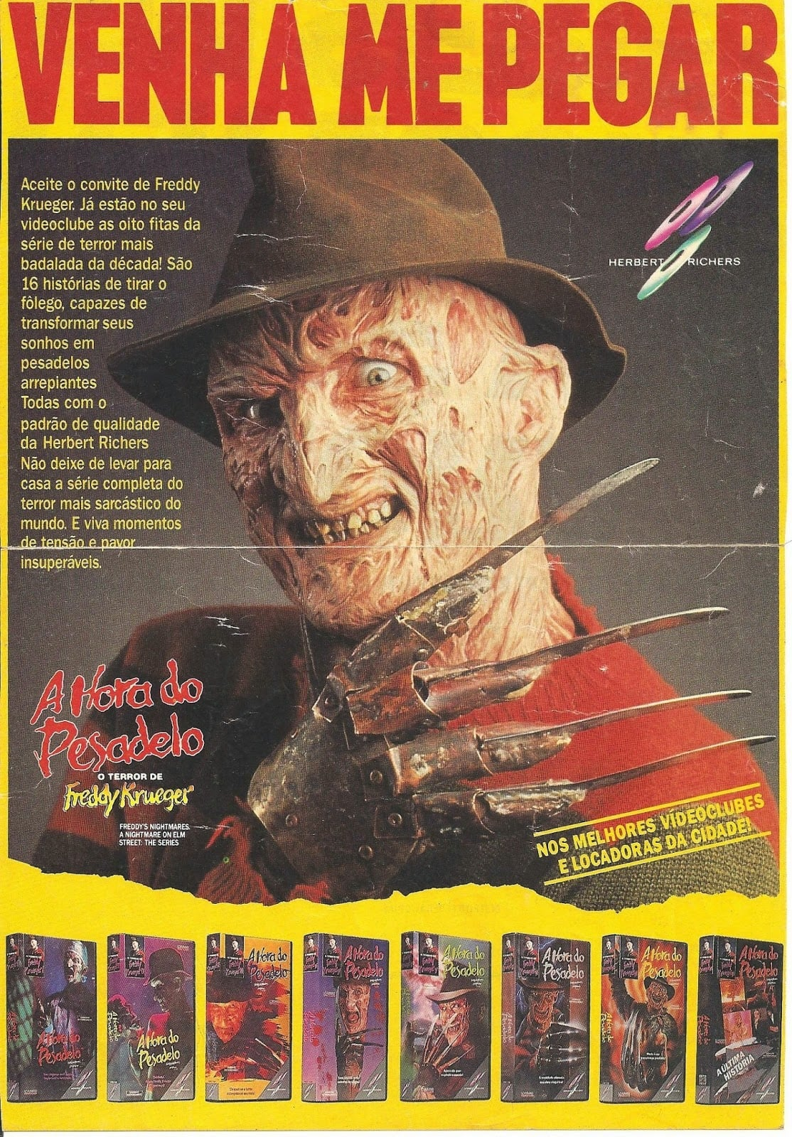 Freddy's Nightmares (1988)