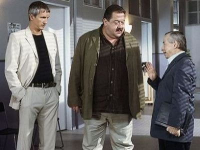Die Rosenheim-Cops Season 4 :Episode 8  Wasserleichen unter sich