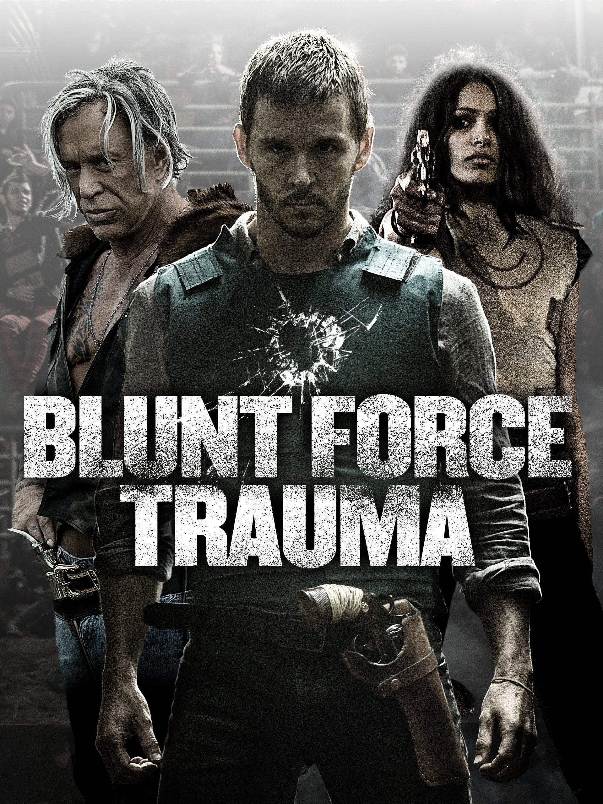 Disparo Letal (Blunt Force Trauma)
