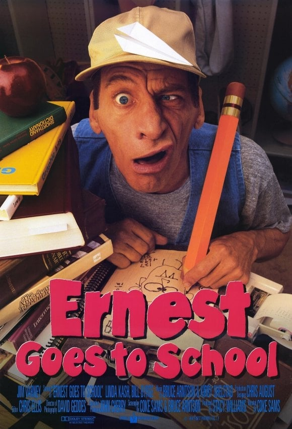 Ernest Goes to School on FREECABLE TV