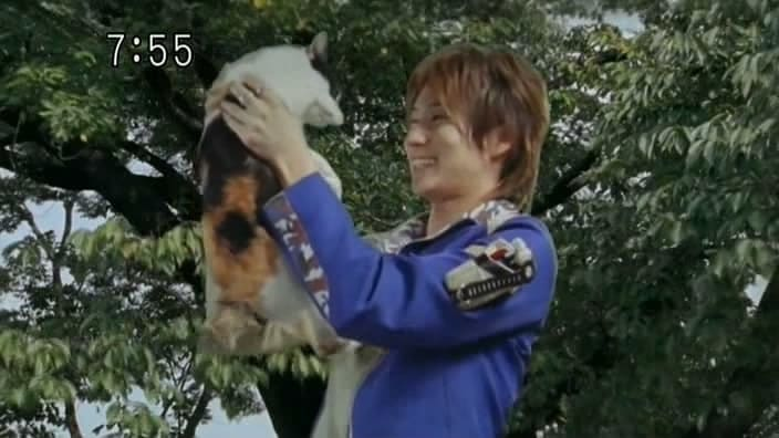 Super Sentai Season 30 :Episode 38  The Rainbow Cloth