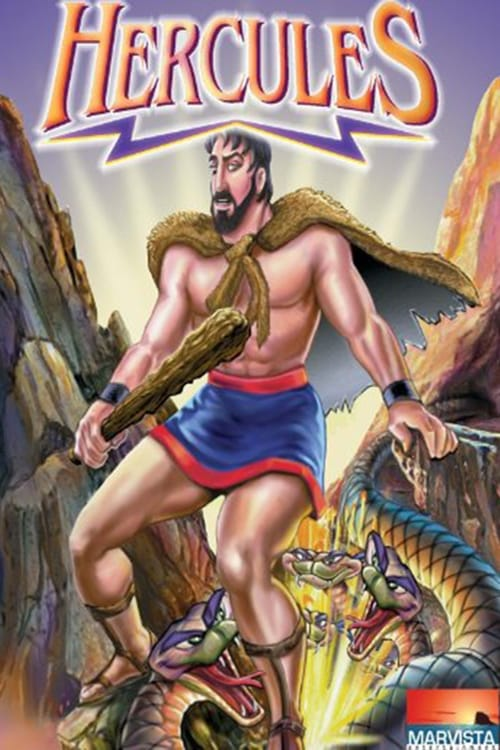 Hercules (Indonesian Dubbed)