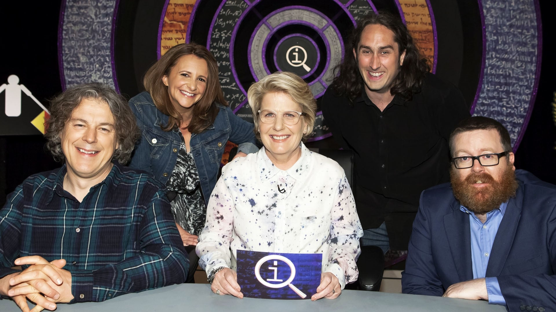QI Season 14 :Episode 15  Next