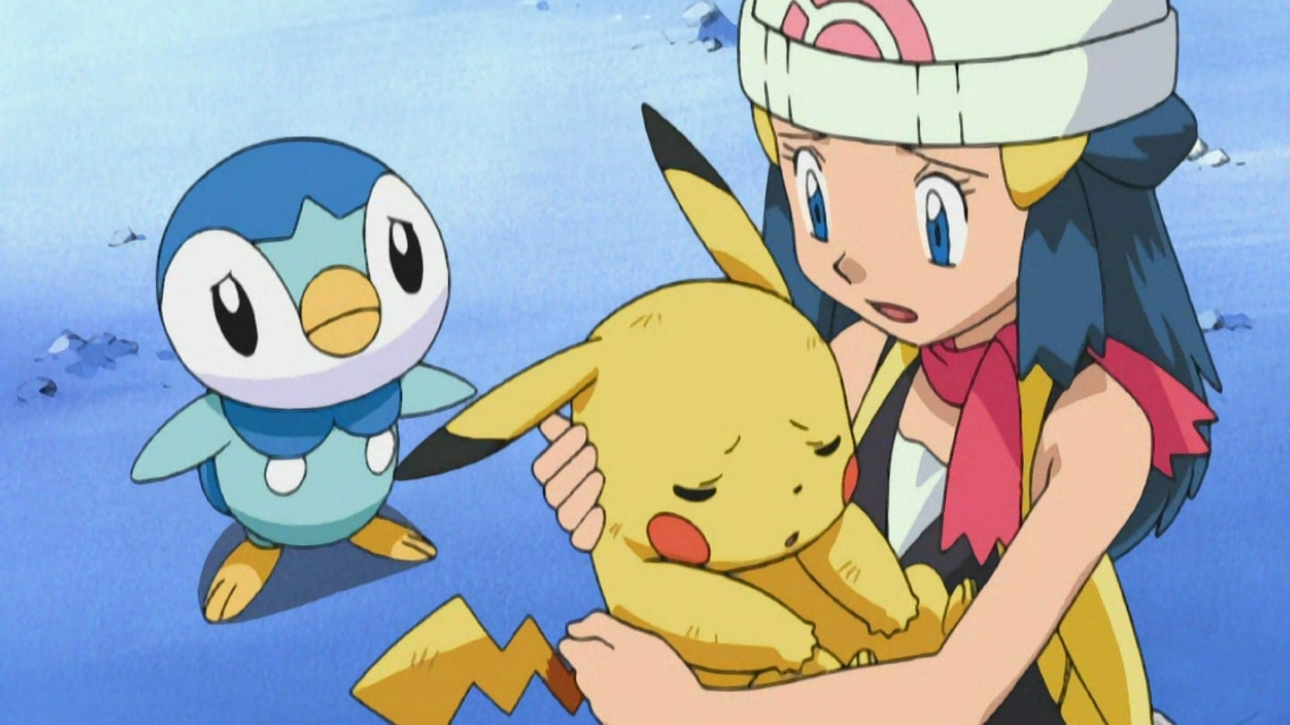 Pokémon - Season 10 Episode 2 : Two Degrees of Separation!