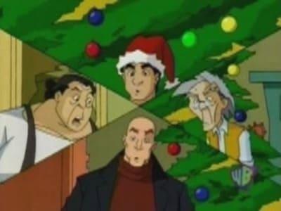 Jackie Chan Adventures Season 3 :Episode 10  A Jolly J-Team Xmas