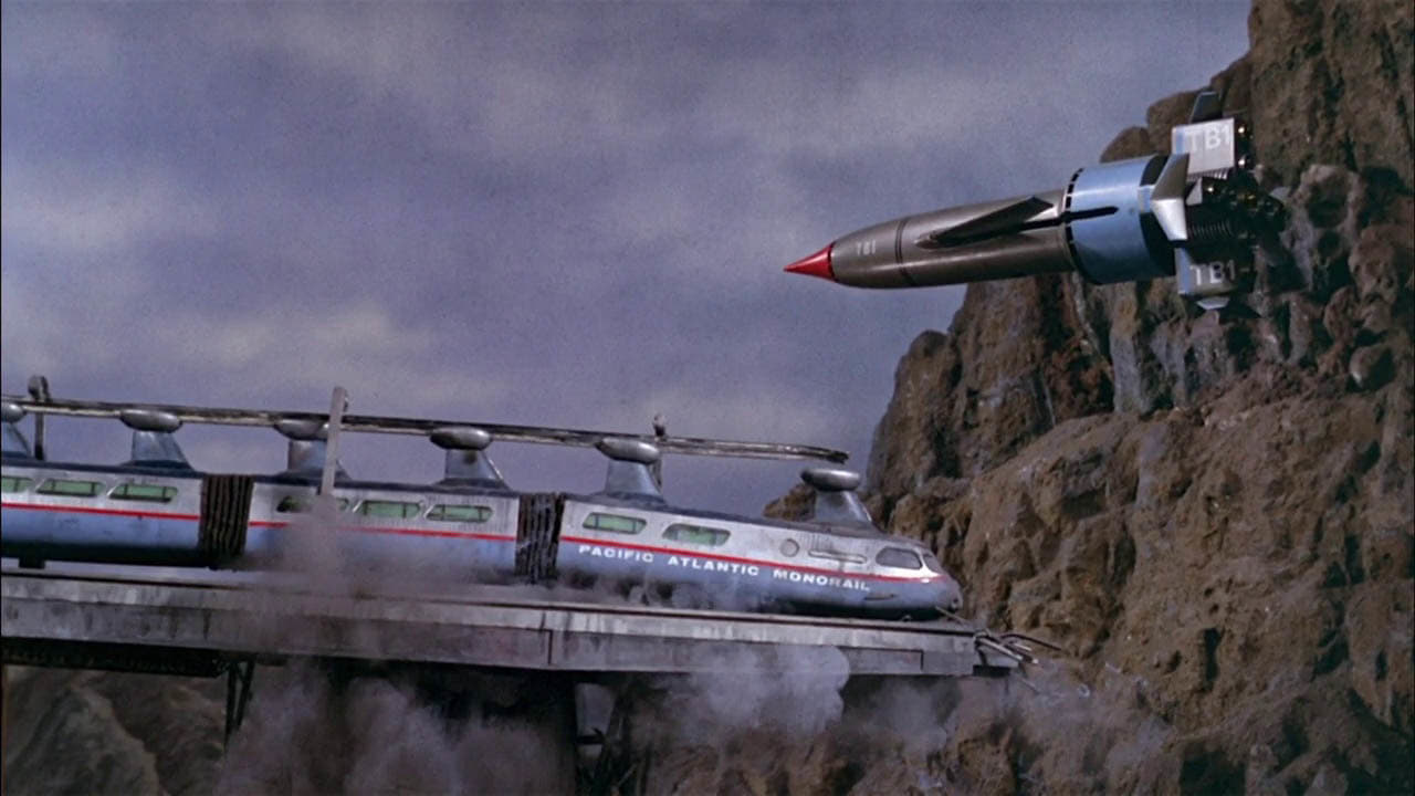 Thunderbirds Season 1 :Episode 22  Brink of Disaster