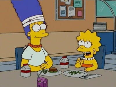 The Simpsons - Season 17 Episode 20 : Regarding Margie